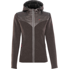 Yeti Casey Tecnowool Jacket Damen deep brown